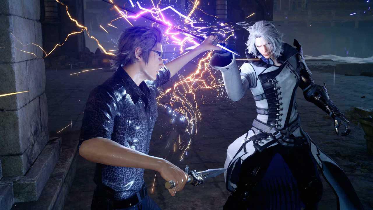 game pc terberat final fantasy xv