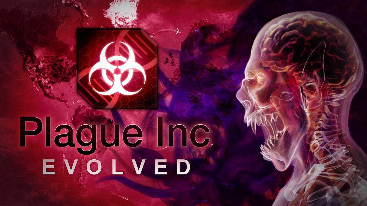 Wallpaper plague inc: envolved game strategi