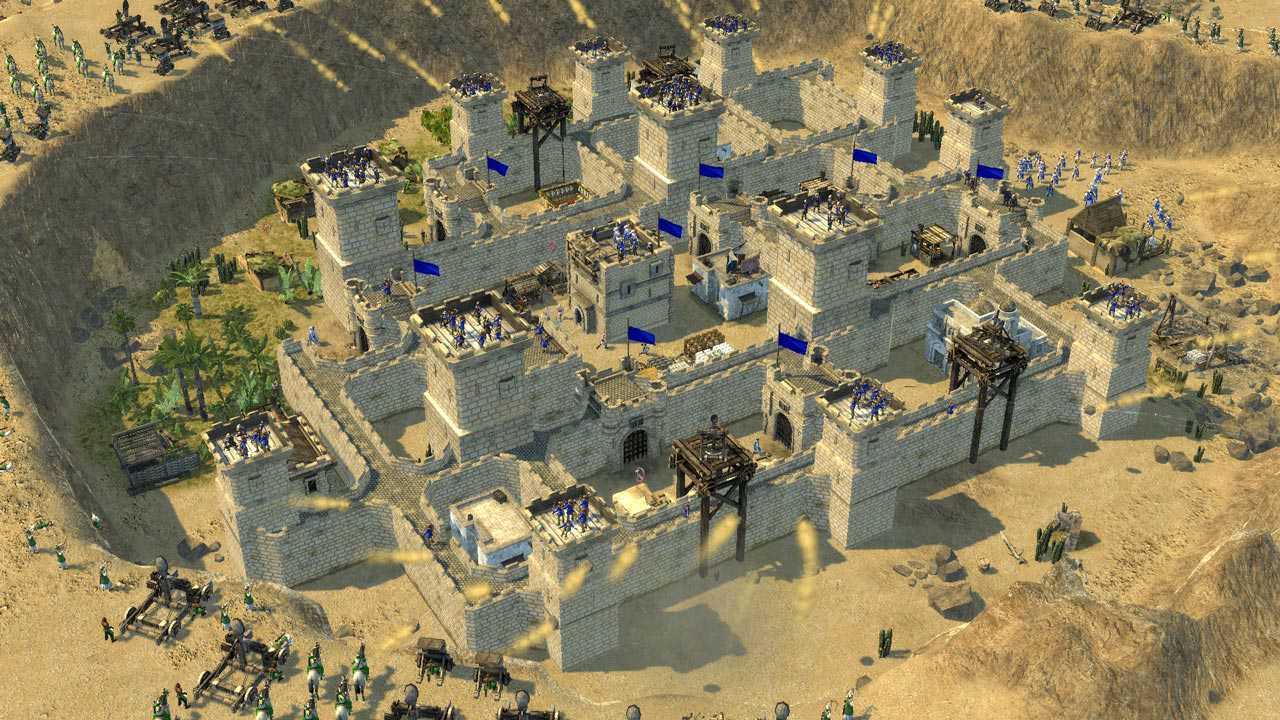 wallpaper stronghold crusade