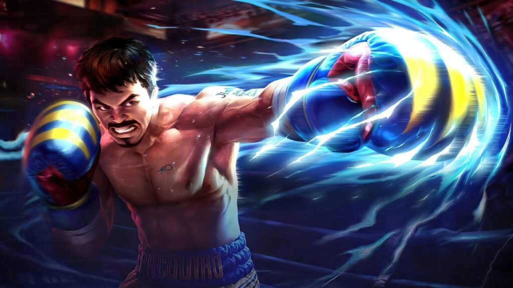 Wallpaper Paquito MLBB Skin Manny Pacquiao HD for PC Hobigame
