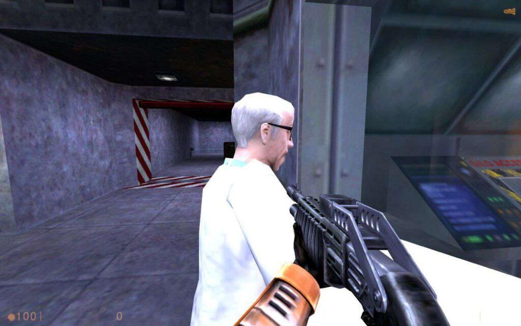 cheat half-life ps2