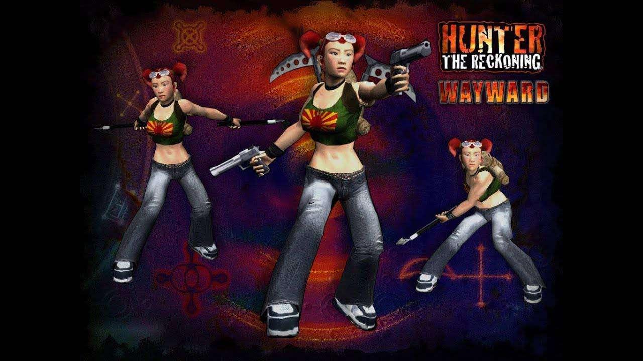 cheat Hunter: The Reckoning - Wayward PS2