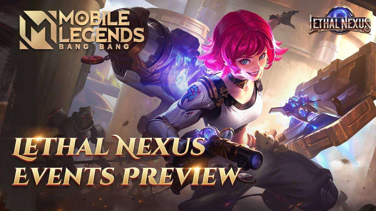 event lethal nexus ml