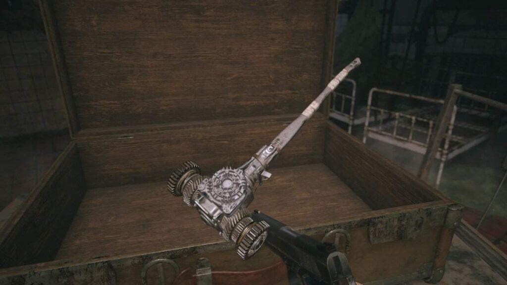 hammer heisenberg mod resident evil village