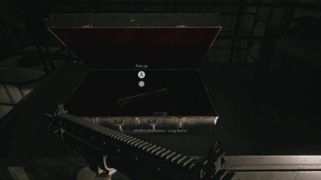 wolfsbane long barrel