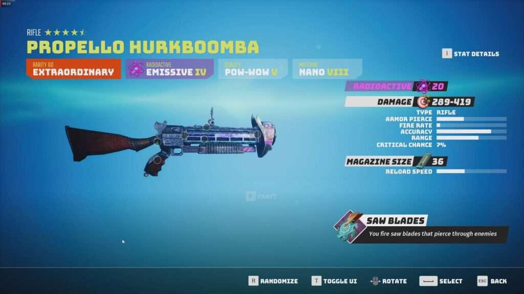 rifles weapon biomutant