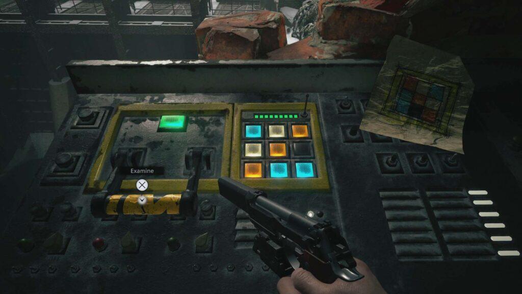 Teka teki Gerbang Pintu Air Resident Evil Village