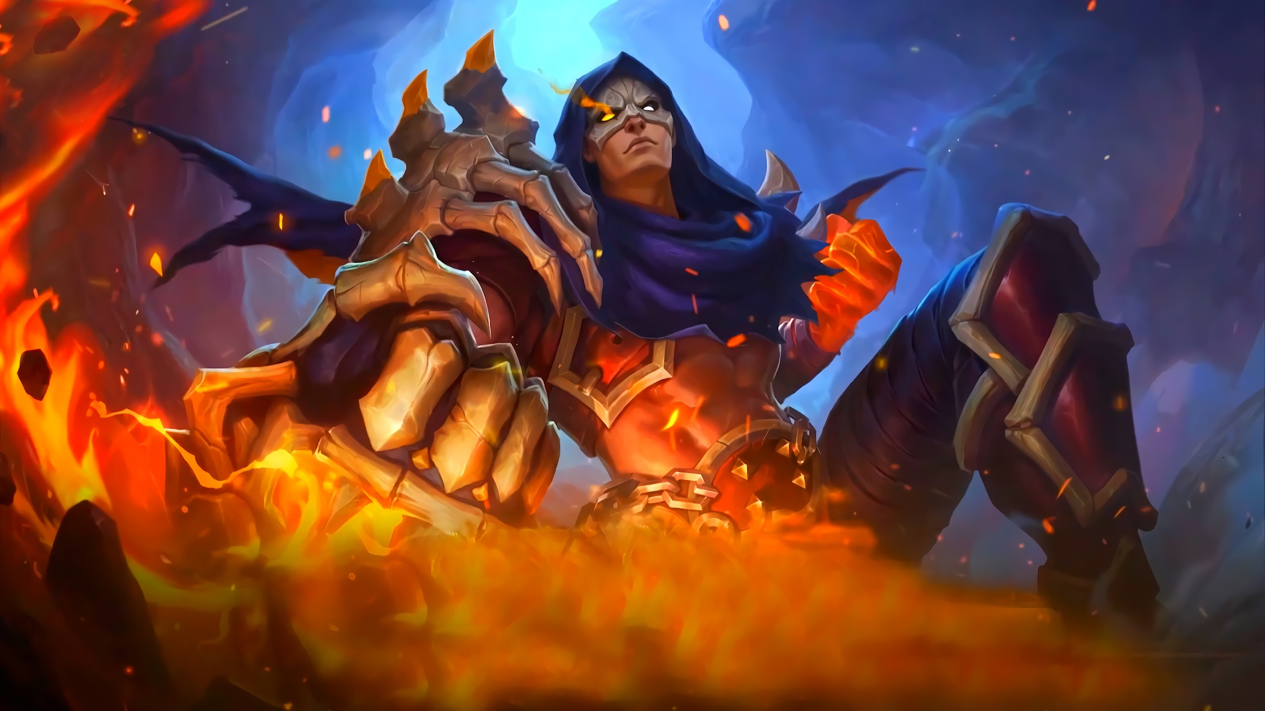 Wallpaper Aldous Death Skin Mobile Legends HD for PC - hobigame.id