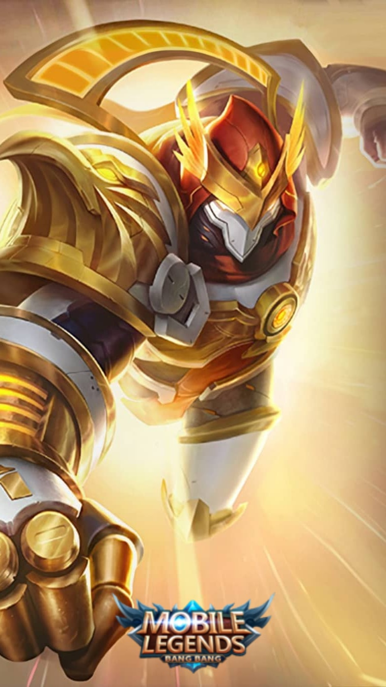 Wallpaper Aldous King of Supremacy Skin Mobile Legends HD for Mobile - hobigame.id