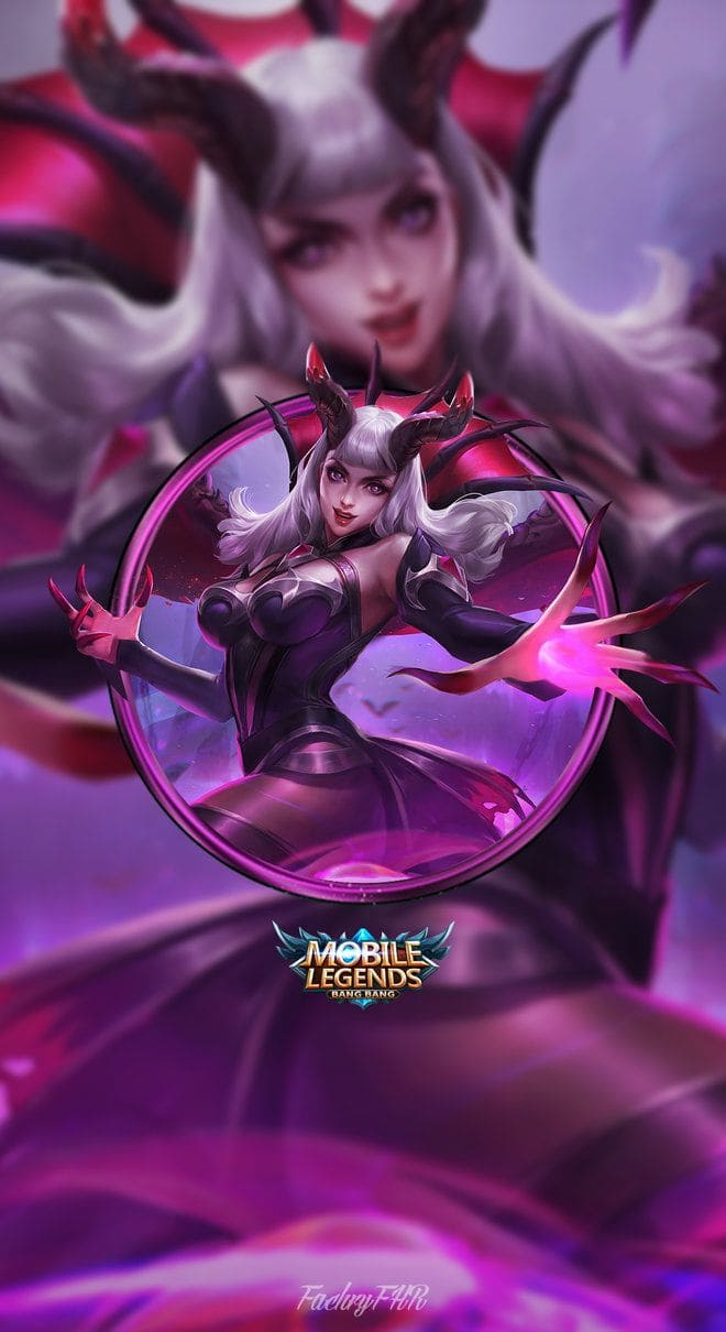 Wallpaper Alice Queen Of The Apocalypse Mobile Legends HD for Mobile - Hobigame.id
