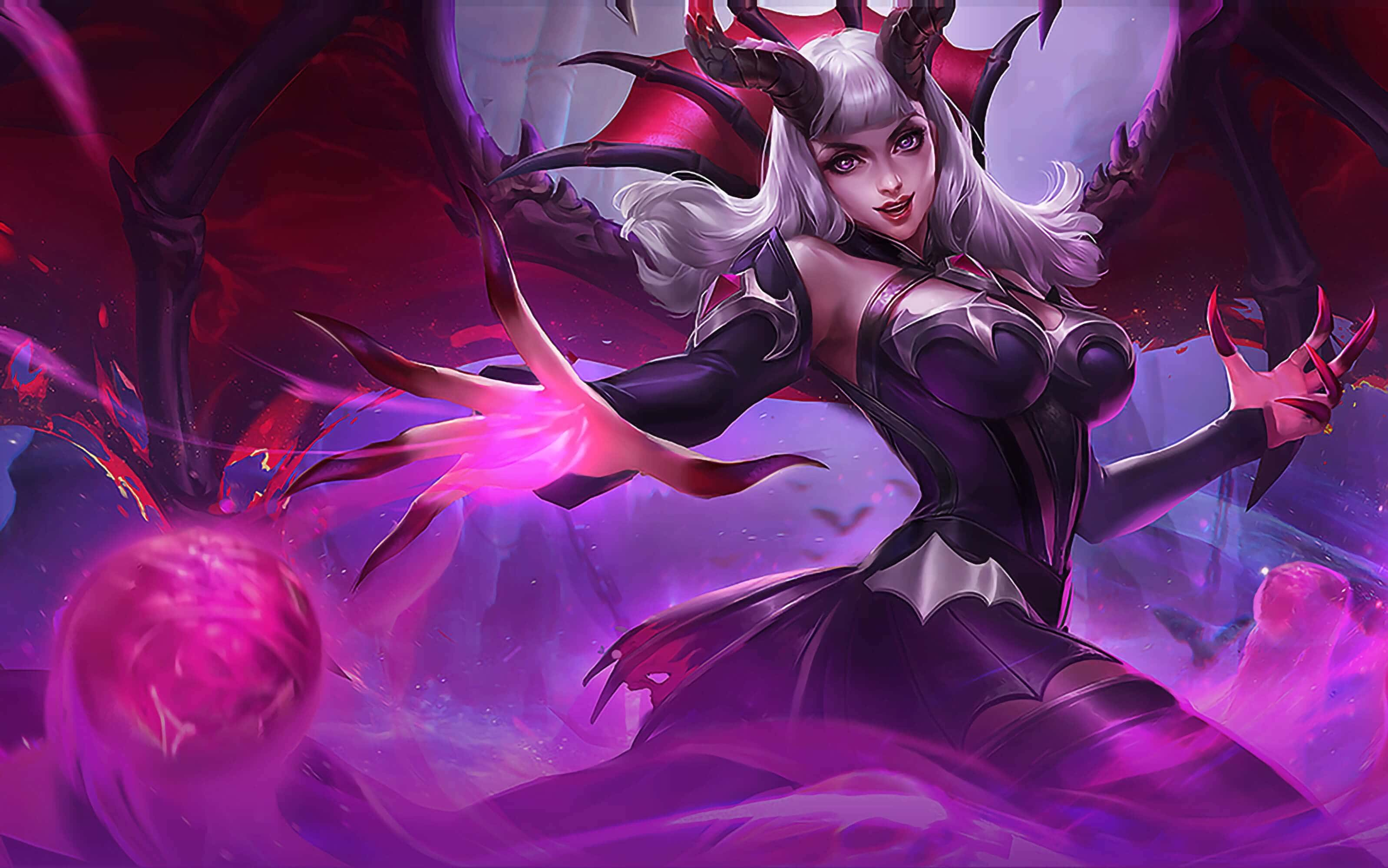 Wallpaper Alice Queen of The Apocalypse Mobile Legends HD for PC - Hobigame.id
